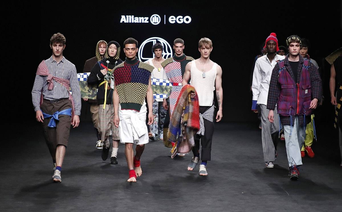"La moda ""re-use"" de Rubearth, ganadora del premio Mercedes-Benz Fashion Talent"