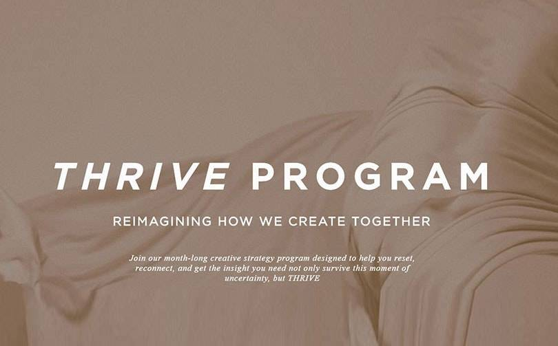 Reimaginando la creatividad con el programa Fashion Snoops Thrive