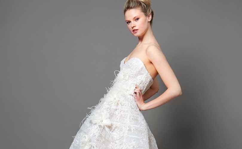 Disenadores de vestidos de novia en new york