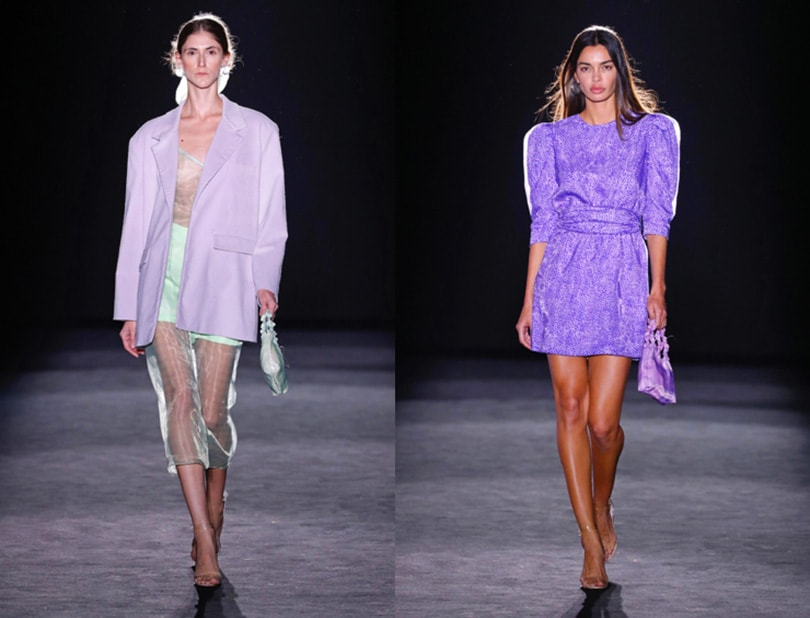 Eiko Ai debuta en 080 Barcelona Fashion Week