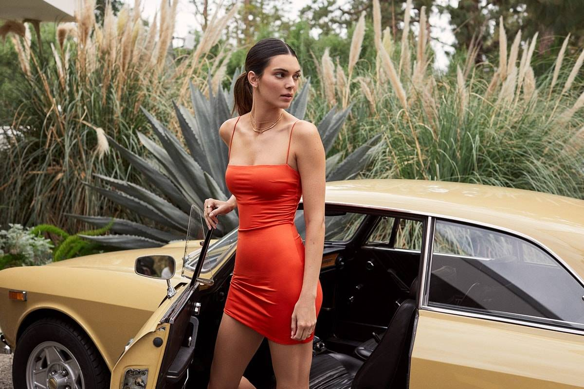 Kendall Jenner lanza junto a About You una colección cápsula disponible por 72 horas